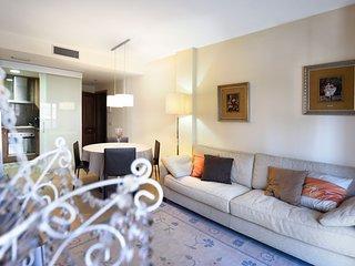 Apartamento para familias a 300 m playa Fenals