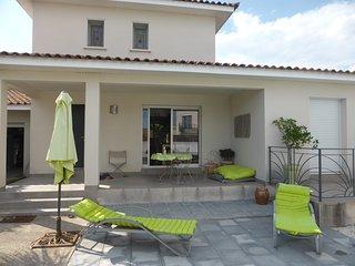 Maison a 20 pin de Montpellier et de la mer