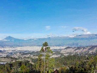 Cozy Mountain Home in the Ecuadorean Andes