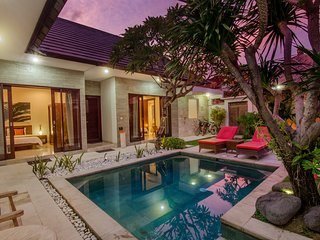 Sanur  - Spacious Villa with private garden, pool and stunning gazebo