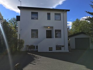 Family friendly house centrally located in Reykjavik.