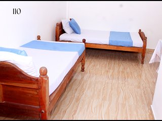 Deluxe room in Jaffna for 3pax
