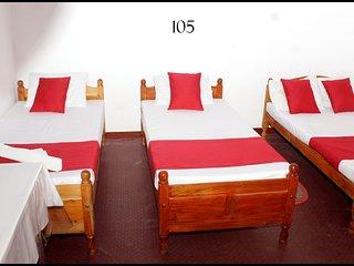 Elite room in Jaffna for 6 pax
