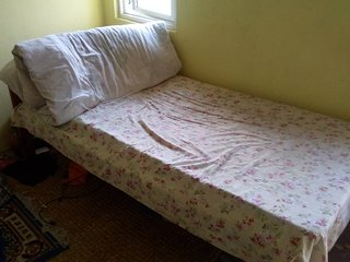Bed in dormitory Everest Homestay