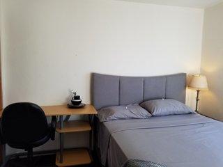 Warm Beautiful Room in Custom, Amazing Home!