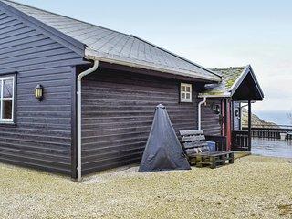 Nice home in Hauge I Dalane w/ 3 Bedrooms