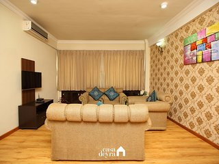 Vibrant Jhamel 2BHK Apartment by Casa Deyra