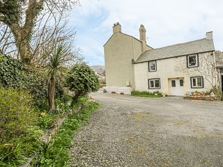 MIDDLE KELLET, semi-detached cottage, character features, woodburner, enclosed