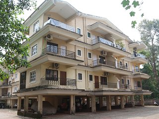 Apartments With Pool in Calangute Goa