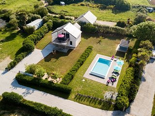 Kerfiat Villa Sleeps 6 with Pool and WiFi - 5822347