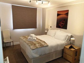 Birminghams Hidden Gem Garnet Apartment sleeps 6 G