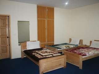 Wadi Resort (Standard Triple Room 2)
