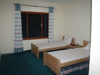 Wadi Resort (Budget Twin Room 1)