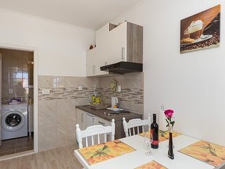Apartments Olive - One Bedroom Apartment with Terrace and Partial Sea View