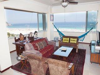 Copacabana Bela Vista - Ocean Front Apartment