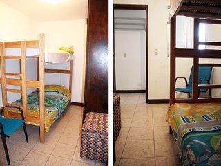 iOrganico y Natural! Hostel en Estadio-Laureles. Habitacion Compartida Numero 2