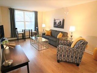 Corner Suite with Citadel View