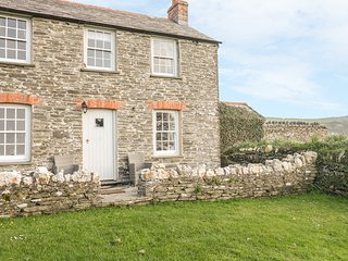HOME FARM COTTAGE, stone cottage, woodburner, open fire, private garden