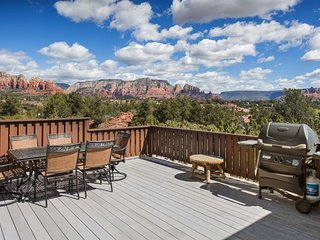 Vast Panoramic Views! Great West Sedona Location! Newly Renovated! Donaldson - S