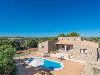 BELLPUIG 4 - Villa for 4 people in Artà