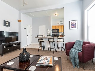 3 BEDROOM APARTMENT AT ONLY 15 MINUTES TO NEW YORK CITY/HOBOKEN