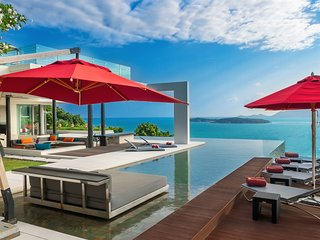 Villa Sangkachai - Ocean View - Luxury 4 Bedrooms