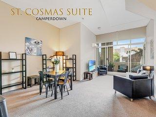 St. Cosmas Suite
