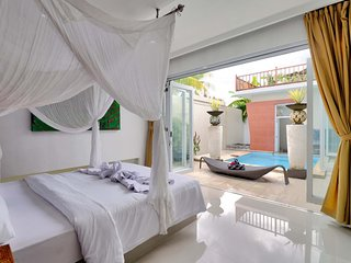 '75% OFF' 3 Br Villa Swan Ubud Private pool