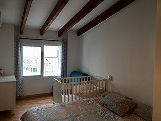 Casa familiar nueva cerca del mar y de Palma,  (terraza y BBQ)