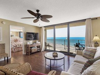 402 One Seagrove Place! Pool! Gulf Views-Balcony-1 mile to Seaside!