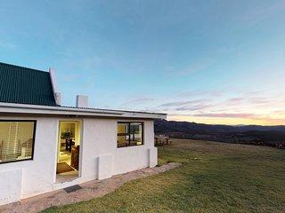 Swartberg Pass Cottages - Protea Cottage