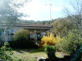 Casa Rural ecologica y sostenible en Sierra de Monesterio Siquem