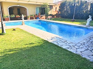 Villa Rosyiano - Wonderful villa with private pool garden and barbecue near Taor