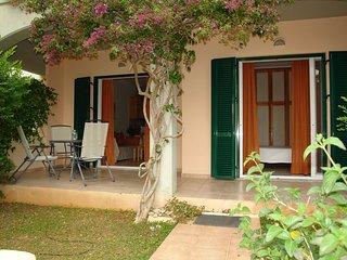 erato one bedroom apartment on the beach