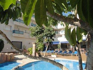 Playa Marina II Second Floor Pool View