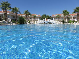 ANTALYA BELEK 4+1 DUBLEX FAMİLY HOLİDAY FLATS WİTH COMMON POOL  9 PERSON
