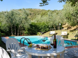 Last minute Casa Serena. Tuscany family cottage with private pool