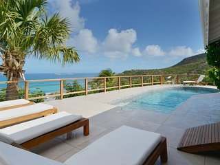 Villa Sunrise a taste of the exclusive in St Barth