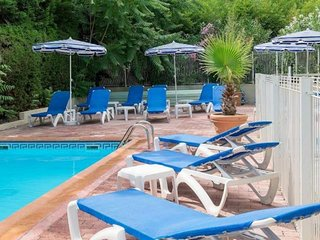 Flat for 4 persons with pool near beach in Nice (324)