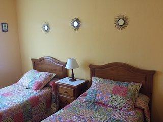 Dormitorio 2 camas de 90 cm