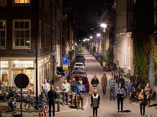 Jordaan Noodermarkt-3 bedroom apartment