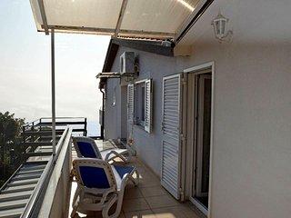 Appartamento Umag Zambratija Vesna1, vista mare, vicino alla spiaggia, Wifi, BBQ