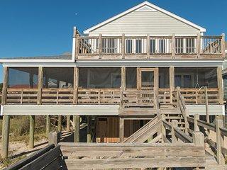 The Coquina Beach House