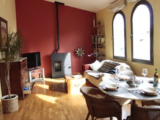 Amazing duplex near the cathedral, heart to Girona