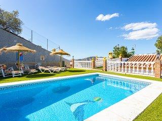 Villa Relax, con Piscina privada y Vistas al mar