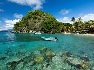 Magnifique gîte en Guadeloupe