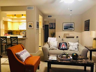 Cosy Warm Clean Catalina Foothills Condo Tucson AZ