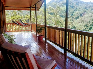 BREATHTAKING VIEWS!!!  CABIN RIO VISTA