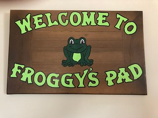 Froggy's Pad - a 3 bedrooms apartment in the Heart of the Humber Valley