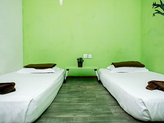 Borneo Venture Twin Room 1